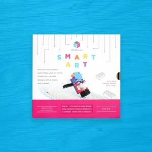 Circuit Cubes - Kit Artă Inteligentă!