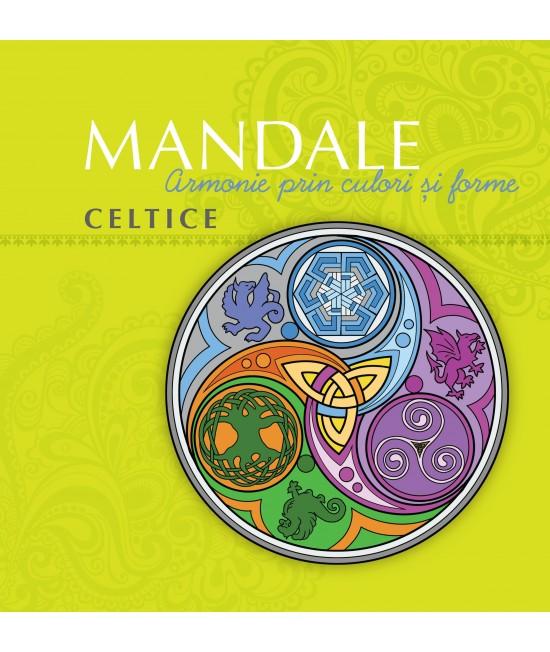 Mandale celtice. Armonie prin culori şi forme - Carles Muňoz Miralles