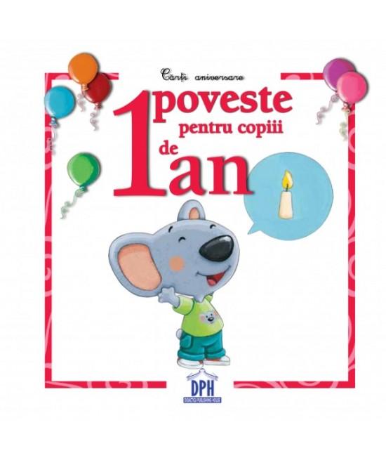 1 Poveste pentru copiii de 1 an