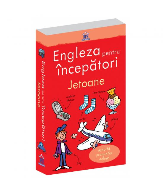 Engleză pentru începători - Jetoane