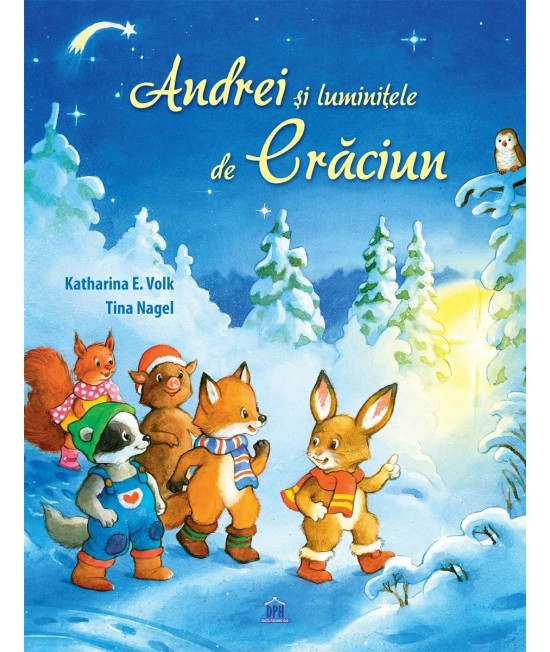 Andrei și luminițele de Crăciun - Katharina E. Volk