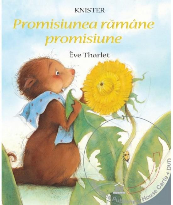 Promisiunea rămâne promisiune - Eve Tharlet (carte + DVD în 4 limbi)