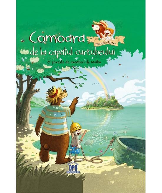 Comoara de la capătul curcubeului - O poveste de aventuri de Walko - Seria Iepurilă și Ursoc