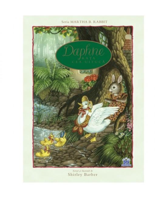 Daphne, rața cea uitucă - Shirley Barber - colecția Martha B. Rabbit