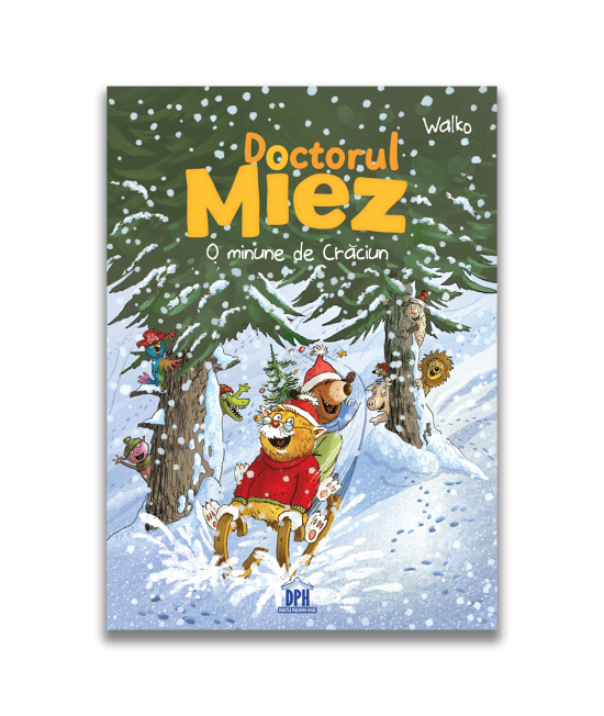 Doctorul Miez: O minune de Crăciun - Walko