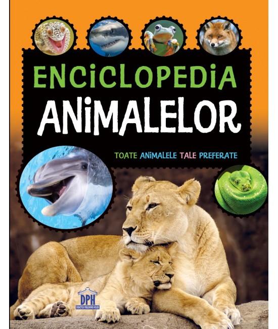 Enciclopedia animalelor - Laura Aceti și Chiara Brizzolara