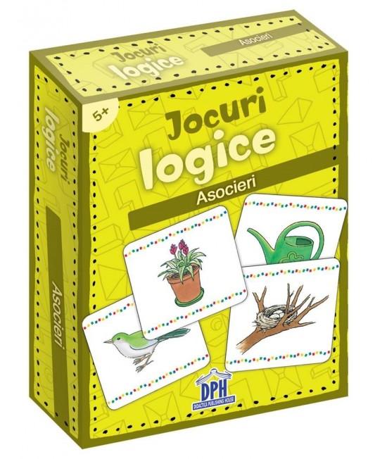 Jocuri logice - Asocieri - Katrin Merle