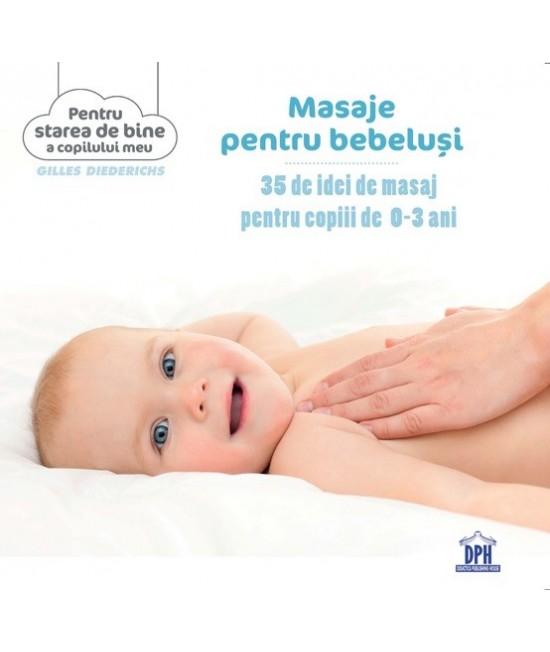 Masaje pentru bebeluși - Gilles Diederichs