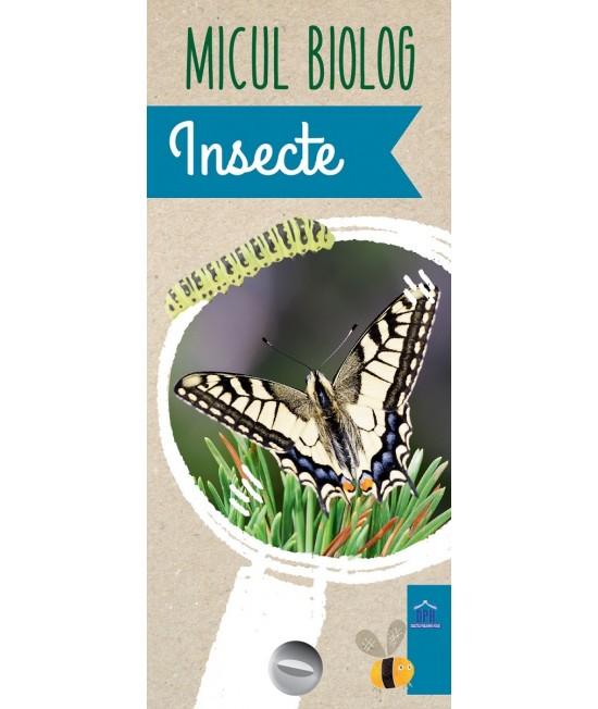 Micul biolog - Insecte (cartonașe)