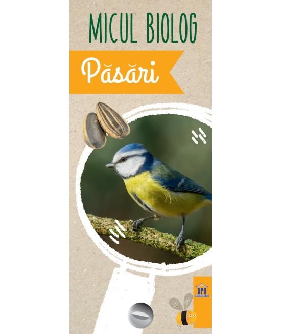 Micul biolog - Păsări (cartonașe)