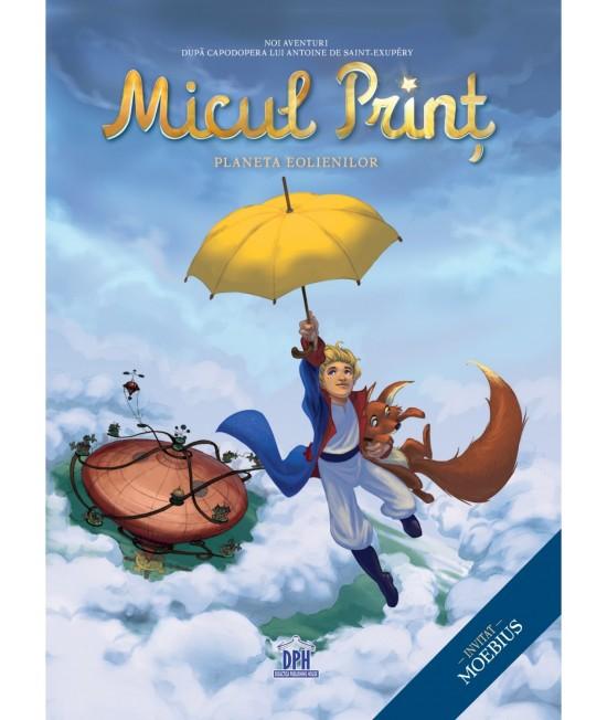 Micul Prinț: Planeta Eolienilor - Antoine de Saint-Exupery (adaptare)