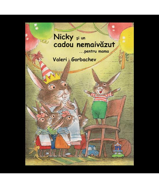 Nicky și un cadou nemaivăzut pentru mama - Valeri Gorbachev