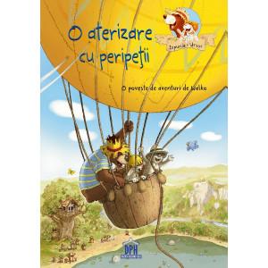 O aterizare cu peripeții - O poveste de aventuri de Walko - Seria Iepurilă și Ursoc