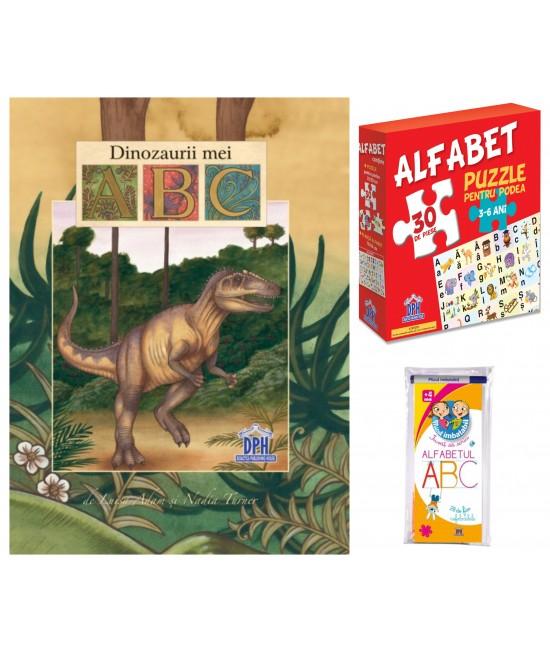 Pachet Învăț Alfabetul în joacă!