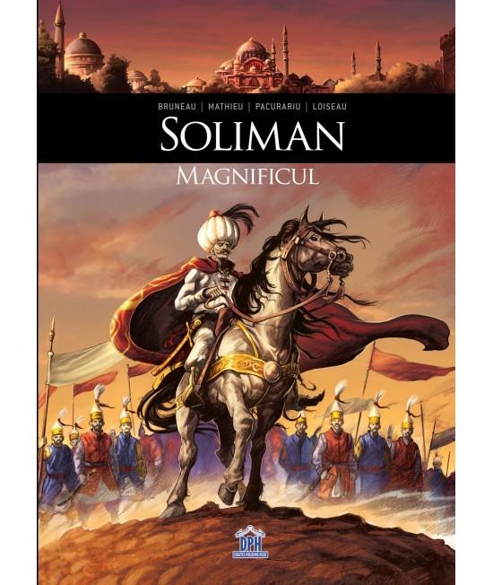 Soliman Magnificul - Clothilde Bruneau și Esteban Mathieu