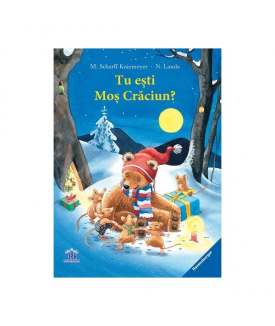 Tu ești Moș Crăciun? - M. Scharff-Kniemeyer și N. Landa