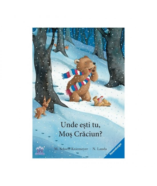 Unde ești tu, Moș Crăciun? - M. Scharff-Kniemeyer și N. Landa