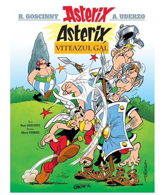Asterix, viteazul gal (vol. 1) - René Goscinny