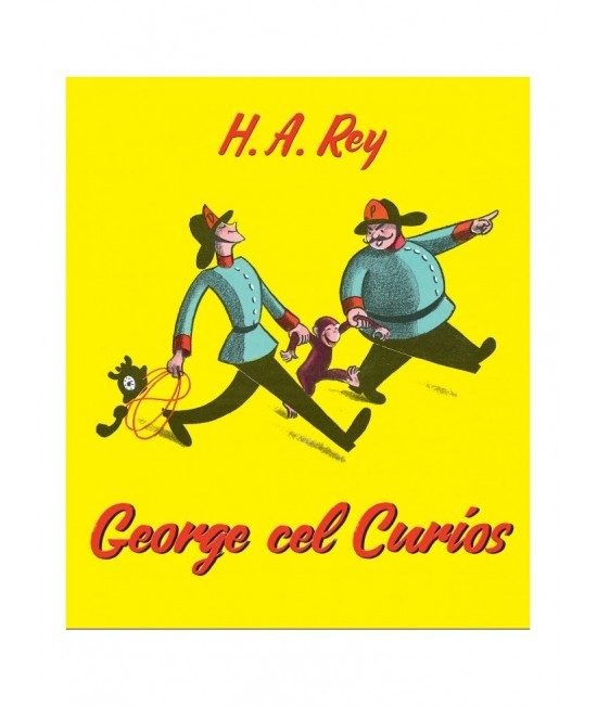 George cel curios - H.A. Rey