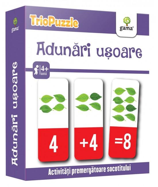 Adunări - Triopuzzle