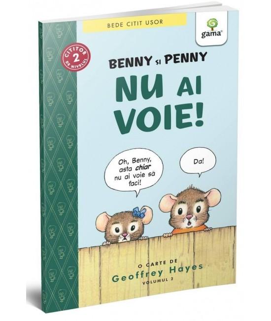 Benny și Penny: Nu ai voie (volumul 2) - BeDe citit ușor Nivelul 2 - Geoffrey Hayes