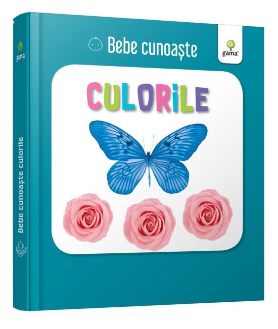 Culorile - Bebe cunoaște