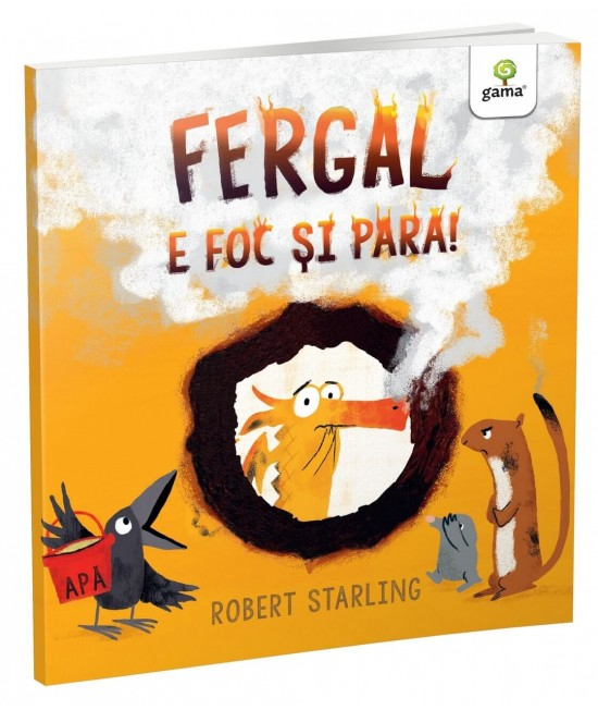 Fergal e foc și pară! - Robert Starling