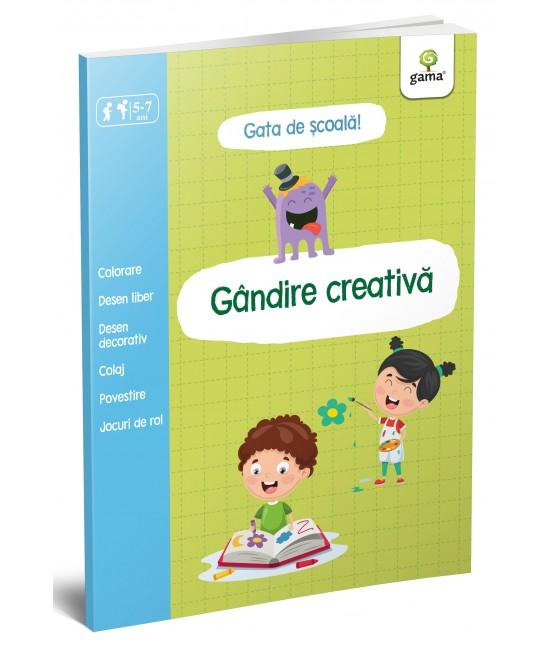 Gândire creativă - Gata de școală!