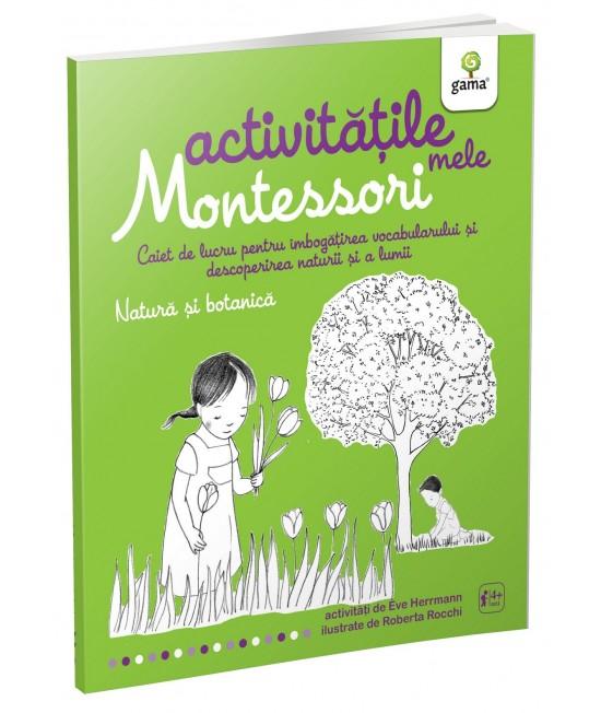 Natură și botanică - Caietul meu Montessori