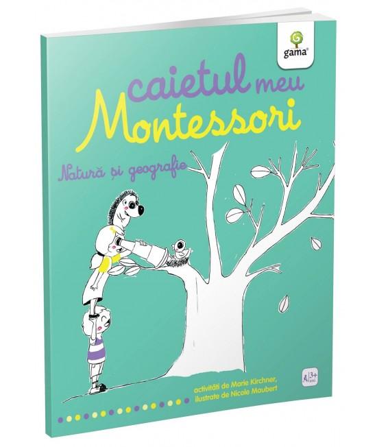 Natură și geografie - Caietul meu Montessori