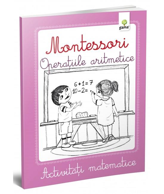 Operațiile aritmetice - Activități matematice Montessori