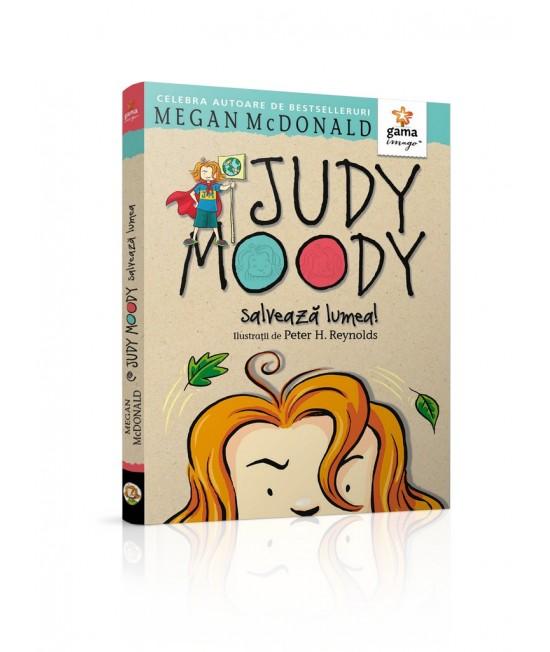 Judy Moody salvează lumea - Gama Imago -  Megan McDonald