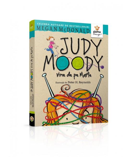 Judy Moody vine de pe Marte - Gama Imago -  Megan McDonald