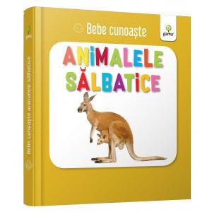 Animalele sălbatice - Bebe cunoaște