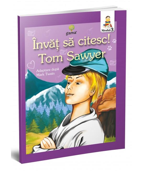 Aventurile lui Tom Sawyer - Învăț să citesc! Nivelul 3