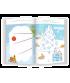Bradul. Carte de activități cu abțibilduri - Activitățile mele de Crăciun