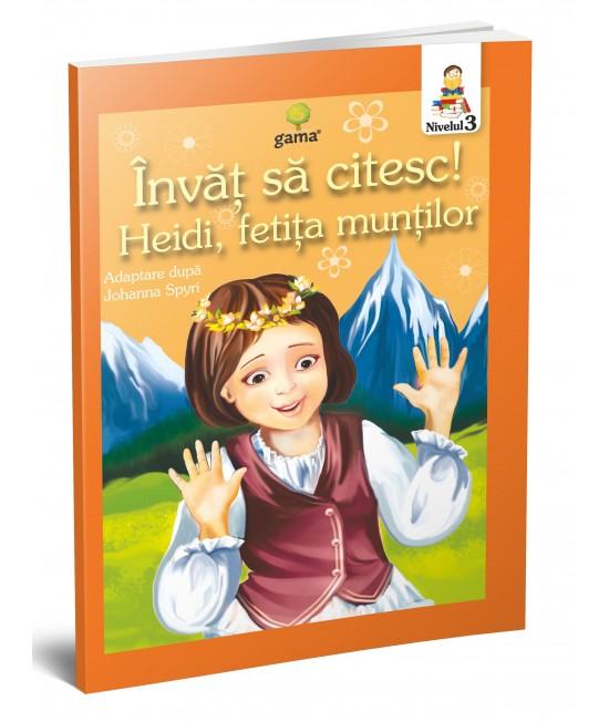 Heidi, fetița munților - Învăț să citesc! Nivelul 3