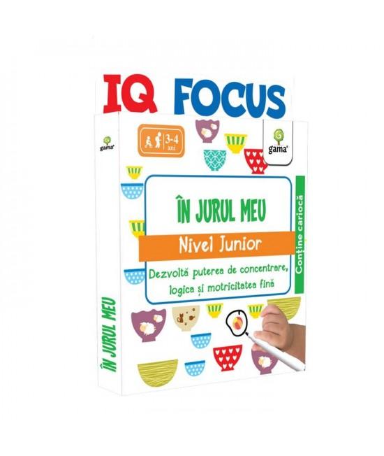 În jurul meu • nivel Junior - IQ FOCUS
