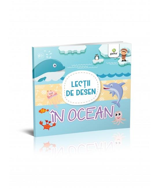 În ocean - Lecții de desen