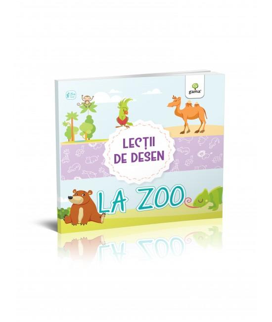 La zoo - Lecții de desen