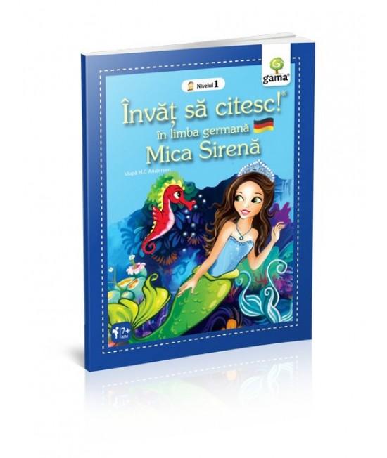 Mica Sirenă - Învăț să citesc în limba germană