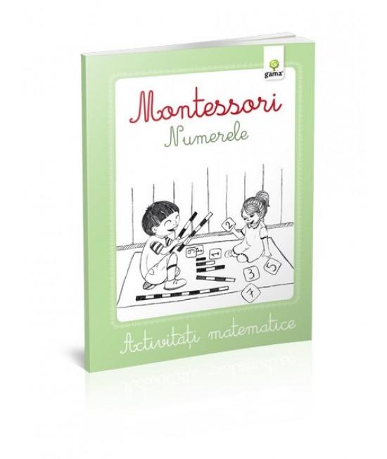 Numerele - Activități matematice Montessori
