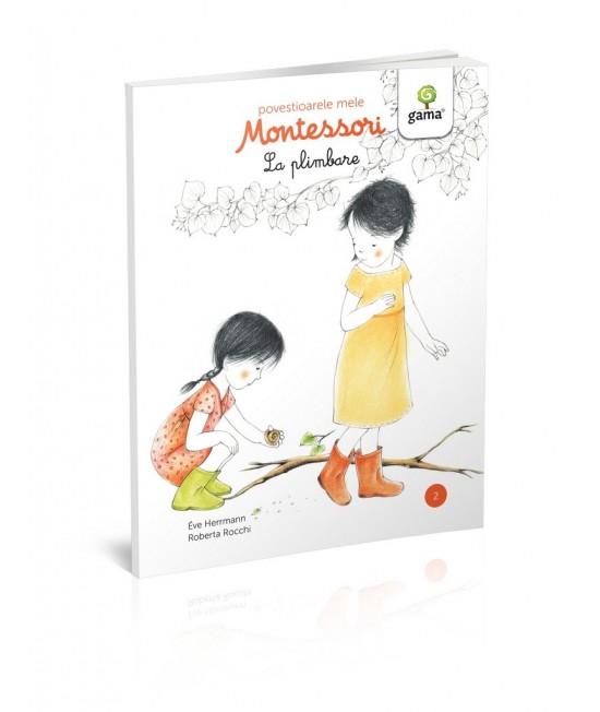 La plimbare - Povestioarele mele Montessori - Ève Herrmann