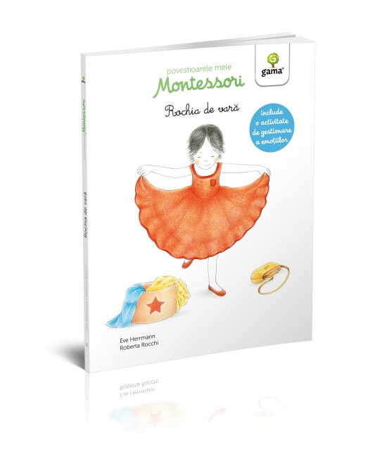 Rochia de vară - Povestioarele mele Montessori - Ève Herrmann