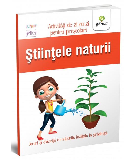Științele naturii - Activități de zi cu zi pentru preșcolari