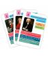 Who's who - Cărți de joc educative - EduCard Expert