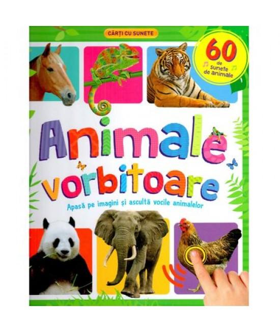 Animale vorbitoare - 60 de sunete de animale