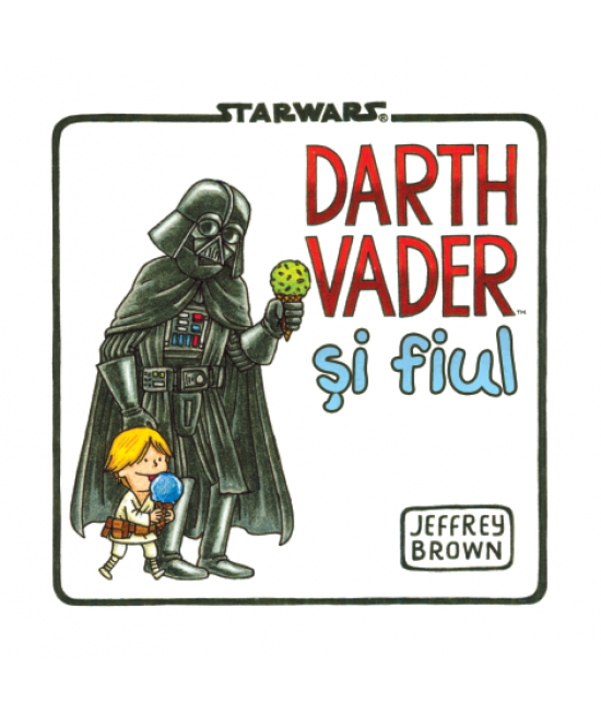 Star Wars. Darth Vader și fiul - Jeffrey Brown