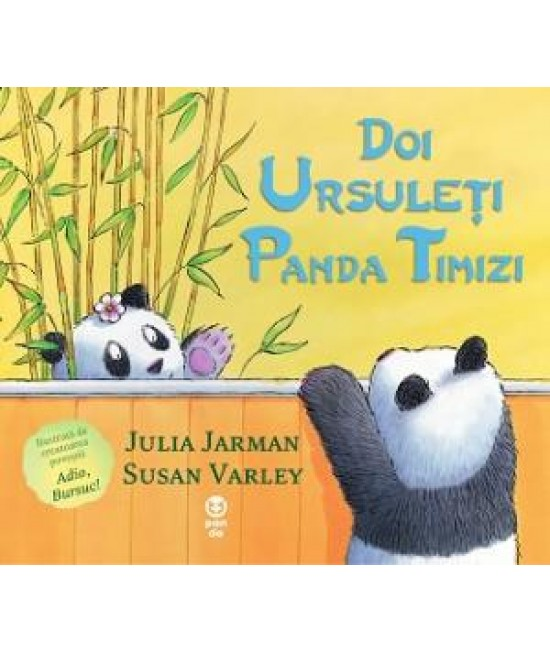 Doi ursuleţi panda timizi - Julia Jarman