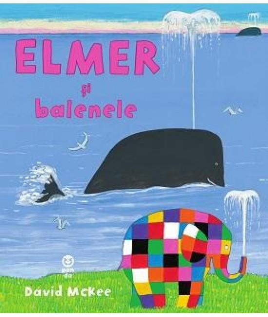 Elmer și balenele - David McKee